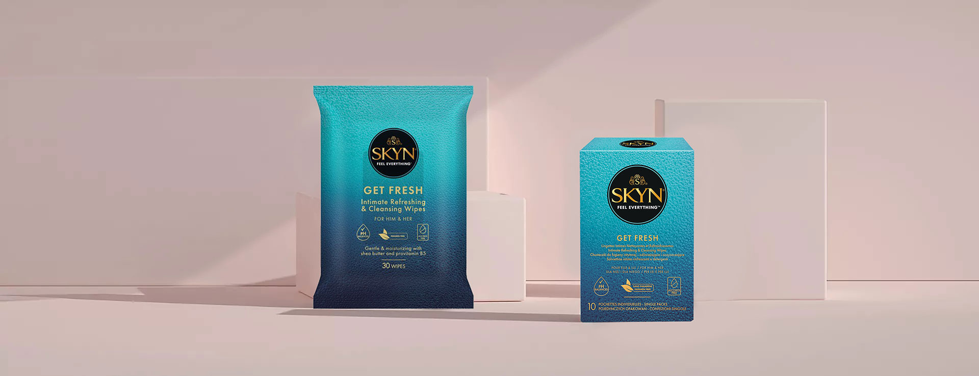 SKYN Original — Packshot