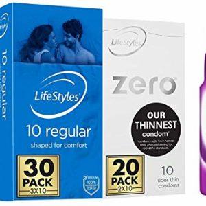 Lifestyles Regular condoms